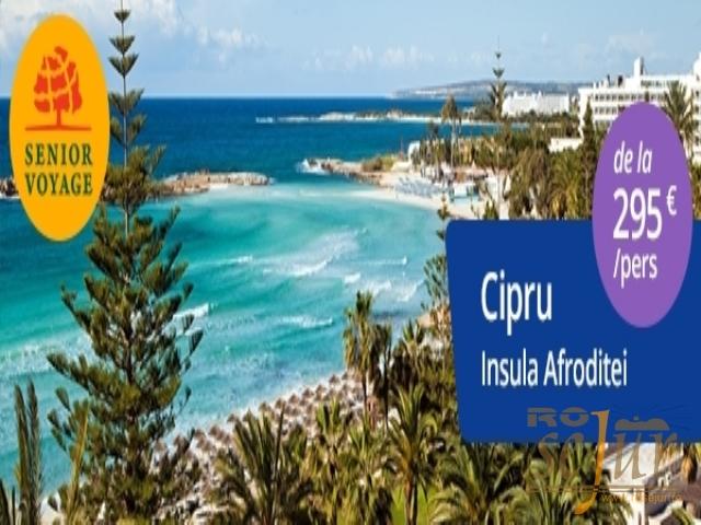 SENIOR VOYAGE 2017 - 2018 - CIPRU - RoSejur ro