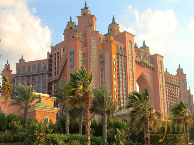 HOTEL ATLANTIS THE PALM 5*